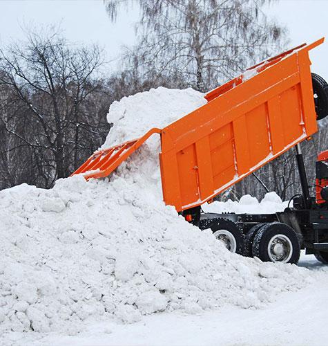 Услуга по уборке снега в Ставрополе