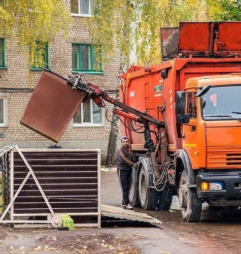 Услуги по вывозке мусора в Ставрополе