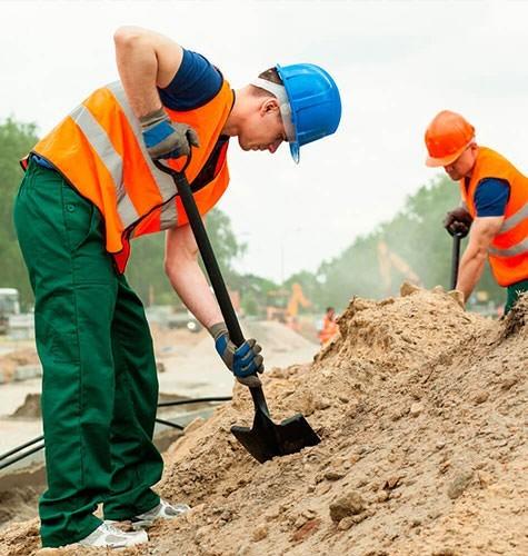 Услуги подсобных рабочих в Ставрополе