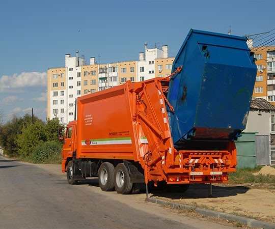 Вывоз мусора в Ставрополе и Ставропольском крае