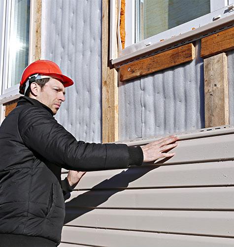 Отделка и ремонт фасада в Ставрополе