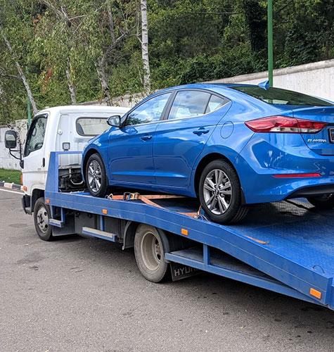 Транспортировка легковых авто в Ставрополе